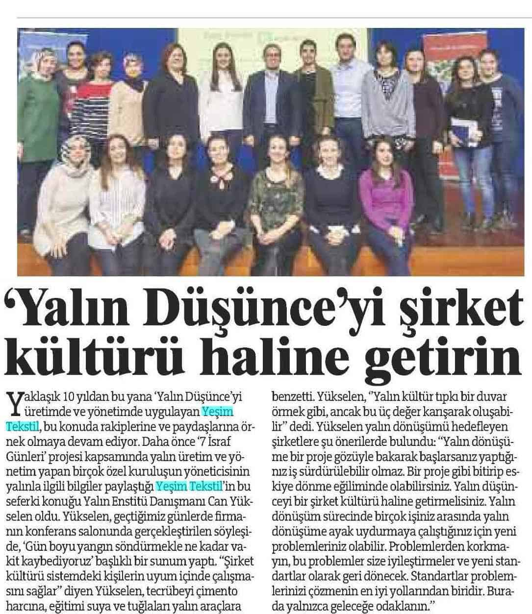 Bursa Olay 24 Mart